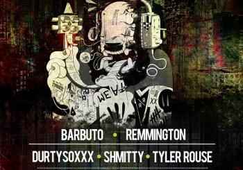 Barbuto, Remmington, Durtysoxxx at Minimal Sessions