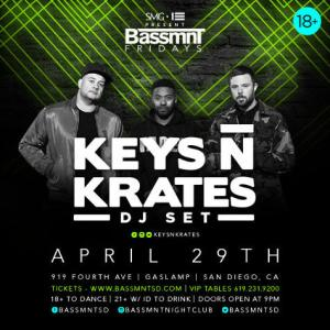 keys and krates