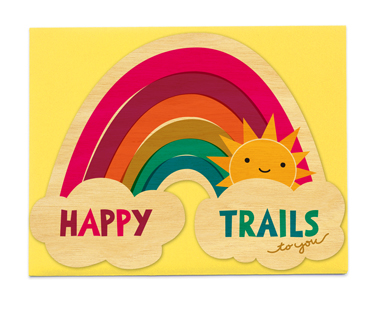 Happy Trails ‹ Congratulations ‹ Cards « Night Owl Paper