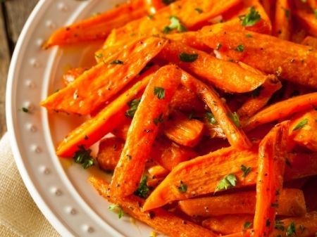 Moroccan Spiced Carrots 450 337