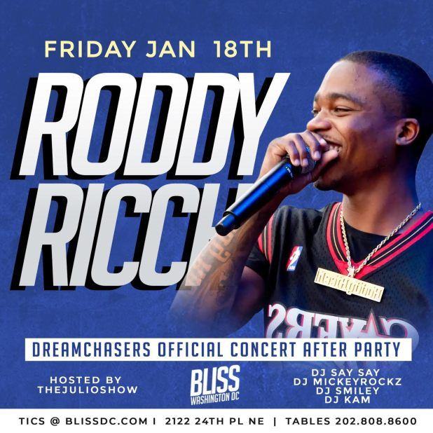 Dreamchasers Official After Party
