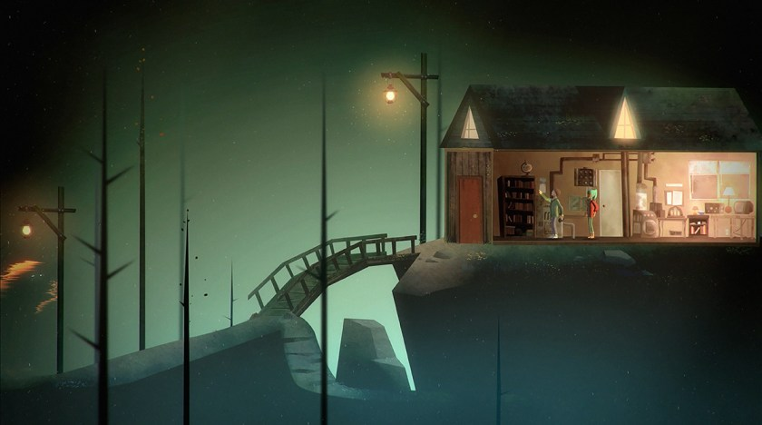 Image result for Oxenfree game