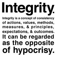 Maintain Standards to Build Integrity (4/6)