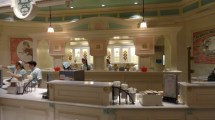 Magic Kingdom Plaza Ice Cream Parlor