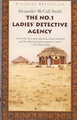 Book Cover - No1LadiesDetectiveAgency