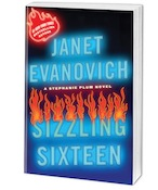 Book Cover - Sizzling Sixteen
