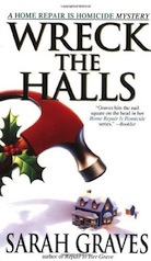 Book Cover - Wreck the Halls - Sarah Graves