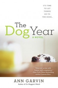 Book Cover - The Dog Year