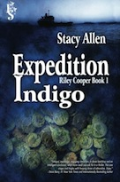 Book Cover - Expedition Indigo