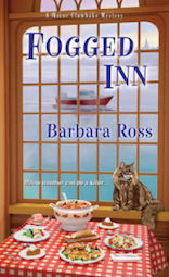 Book Cover - Fogged Inn
