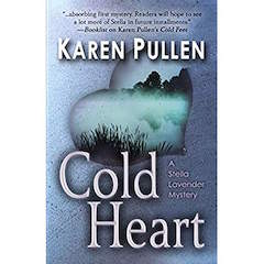 Book Cover - Cold Heart - Karen Pullen
