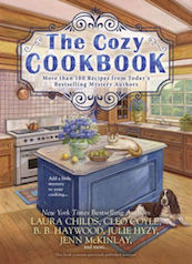Book Cover - The Cozy Cookbook