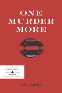 Book Cover - One Murder More