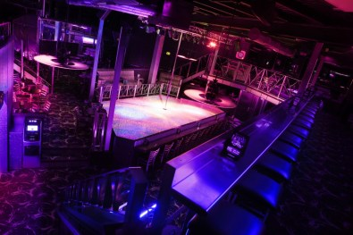 Night Trips - Upstairs Seating