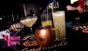 Night Trips Drinks Citrus Mule