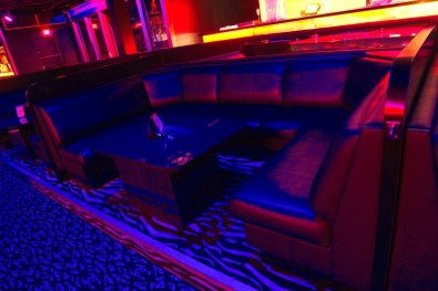 Night Trips VIP Booths Main Stage