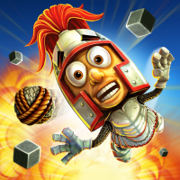 download Catapult King estrelas infinitas