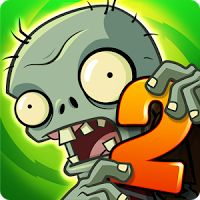 download Plants vs Zombies 2 Apk Mod unlimited money