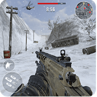 download Rules of Modern World War Winter Apk Mod unlimited money