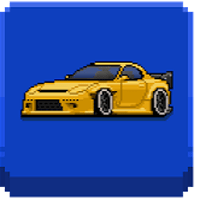 download Pixel Car Racer Apk Mod unlimited money