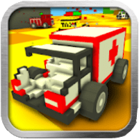 download Blocky Demolition Derby Apk Mod unlimited money