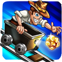 download Rail Rush Apk Mod unlimited money