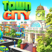 download Town City Apk Mod ouro infinito
