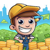 Idle City Empire Apk Mod gemas infinita