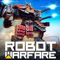 download Robot Warfare Mech battle Apk Mod moedas infinita