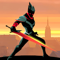 download Shadow Fighter Apk Mod diamantes infinito