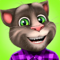 download Talking Tom 2 Apk Mod infinite coins