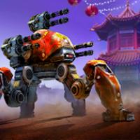 download War Robots Apk Mod munição infinita