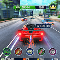 Idle Racing GO Car Clicker & Tap Driving Tycoon apk mod