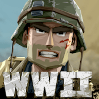 World War Polygon WW2 shooter Apk Mod