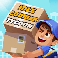 Idle Courier Tycoon - 3D Business Manager apk mod