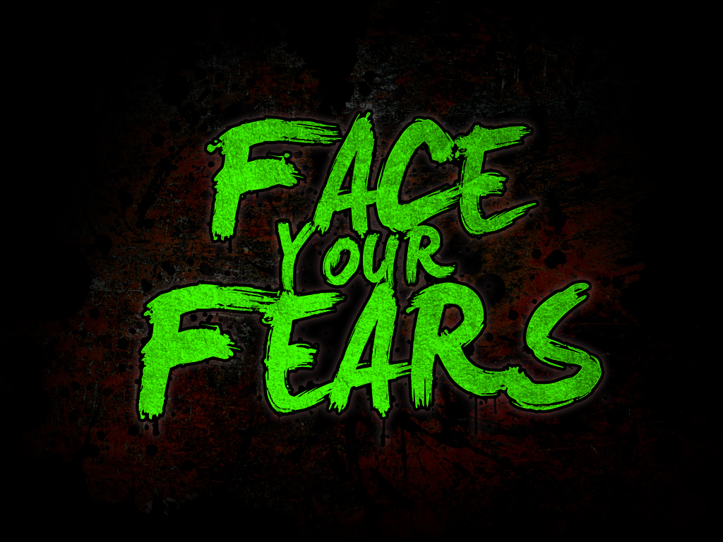 Image result for face your fears