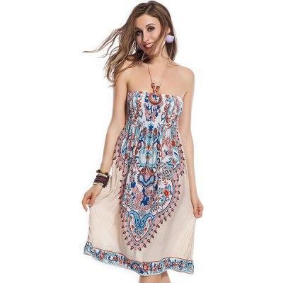 Beach Dress Skin