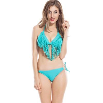 Sky Blue Bikini