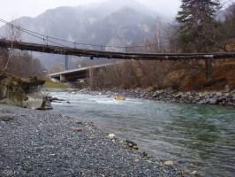Река Теберда