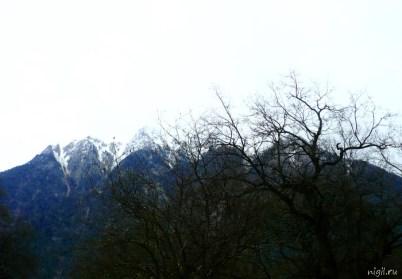 Теберда. Окрестные горы