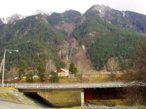 Мост через р.Теберду
