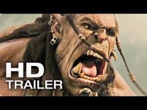 Warcraft трейлер фильма