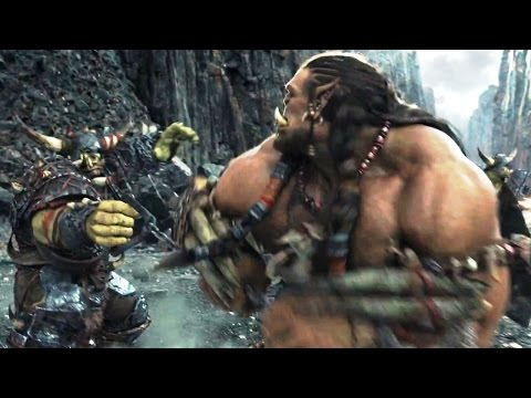 warcraft russian trailer