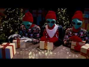 Новый новогодний клип от Мумий Тролль