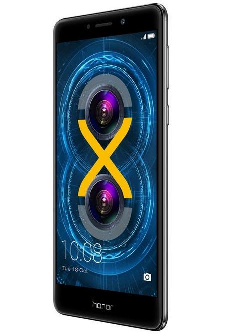 Недорогой и мощный смартфон Huawei Honor 6x. Предварительный обзор