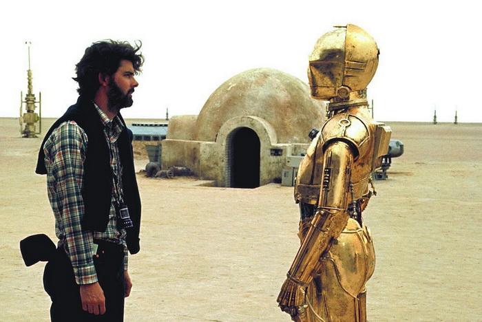 Как начинались Звёздные войны. Первый день съёмок 41 год назад