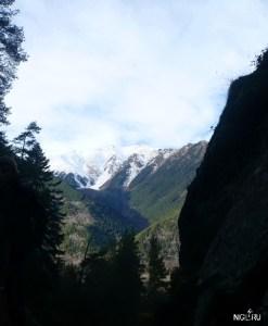 Поездка на Северный Кавказ. Карачаево-Черкесия. Водопад Шумка