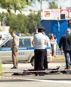 Видео ликвидации террориста в Сургуте 19 августа