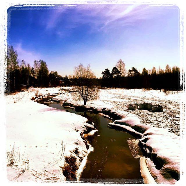 Речка Лубья