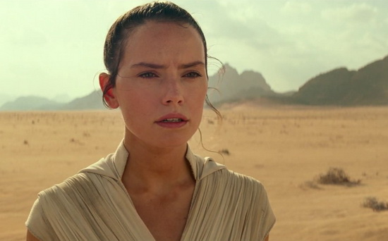 Новые Звёздные Войны: Эпизод IX «The rise of Skywalker». Трейлер